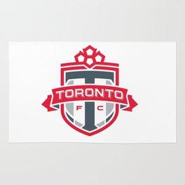 TORONTO FC Logo Rug
