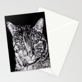 Chairman Meow Stationery Cards
