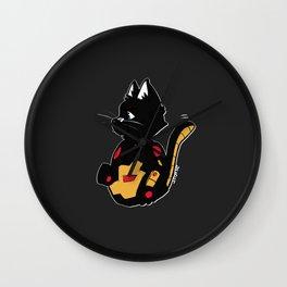 IRONCAT Wall Clock