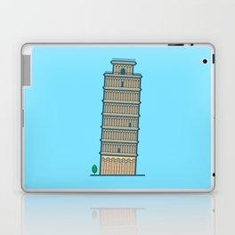 #36 Leaning Tower of Pisa Laptop & iPad Skin