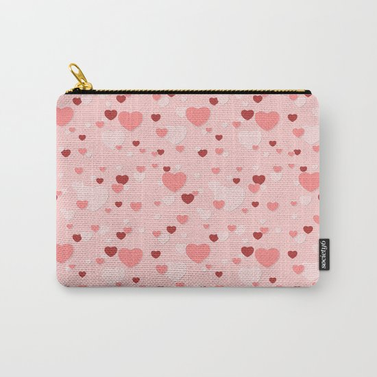 Lots Of Love Carry-All Pouch