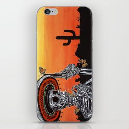 Days Of The Dead iPhone Skin
