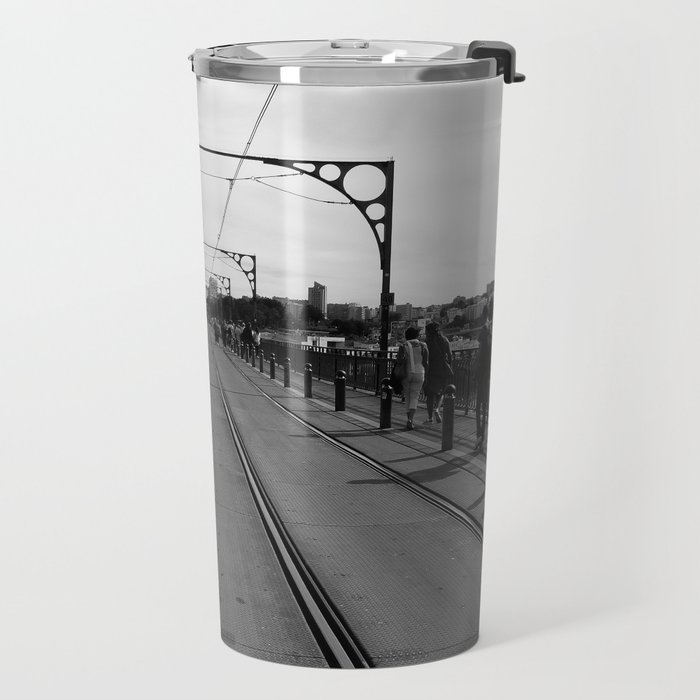 Porto, Portugal Travel Mug