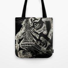 The Magnificent (Tiger) Tote Bag