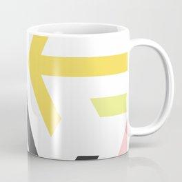 Arrow in pastel Coffee Mug