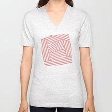 Stripes 4 Unisex V-Neck