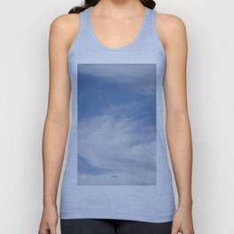 Just Clouds #3 Unisex Tank Top