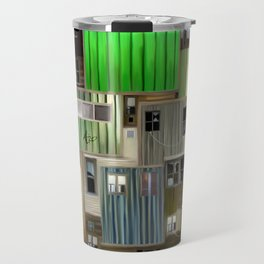 Sound of the favelas Travel Mug