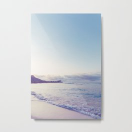 beach time ver.pink Metal Print
