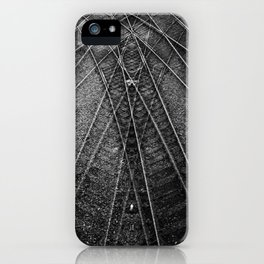 Deco Tracks iPhone Case