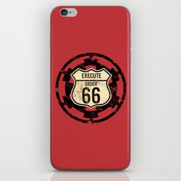 Execute Order 66 iPhone Skin