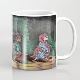 Yellow Brick Road Coffee Mug