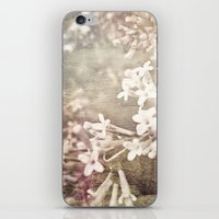 returns iPhone & iPod Skins featuring warmth returns by inourgardentoo
