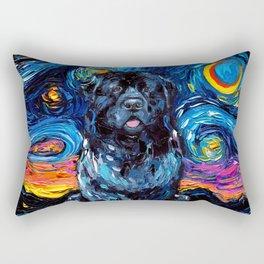 Newfoundland Night Rectangular Pillow