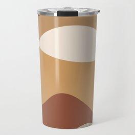 MOUNTAIN DREAMS - beautiful abstract art Travel Mug