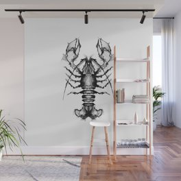 Lobster and Shrimps Wall Mural
