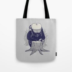 Hey DJ Tote Bag