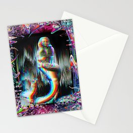 Mermaid Cave Stationery Cards
