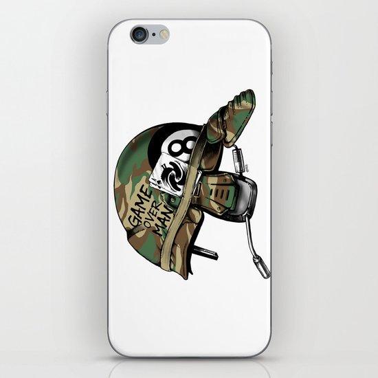 Game Over, Man! iPhone & iPod Skin