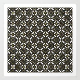 Pattern 1 Art Print