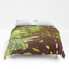 Let Light In Comforters