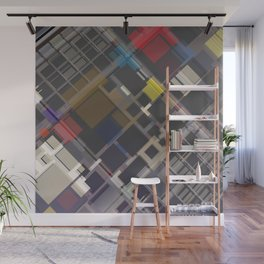 Abstract Composition 70 Wall Mural