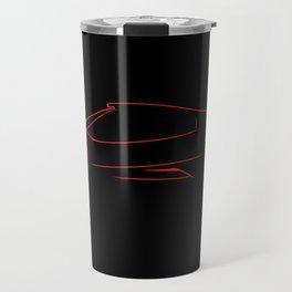 PAGANI ZONDA - variant 2 Travel Mug