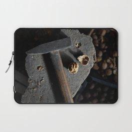 Hammer and walnut Laptop Sleeve