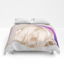Head in the Stars Comforters