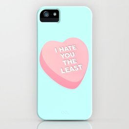 Candy Heart iPhone Case