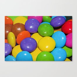 Clever sweeties Canvas Print