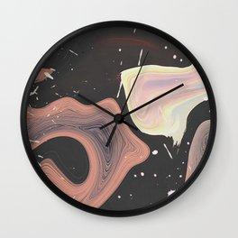 Liquefied Wall Clock