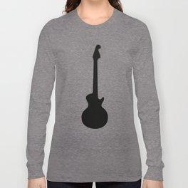 Simple Guitar Long Sleeve T-shirt