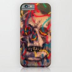 '' sad music plays '' Slim Case iPhone 6s