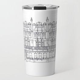 London Sloane Square Travel Mug