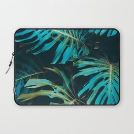 Night Tropic Turq Laptop Sleeve