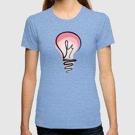 Pink Idea T-shirt