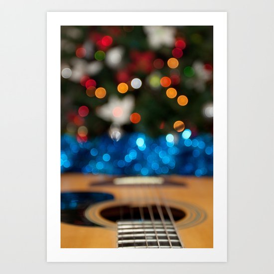 A Sweet Song Art Print