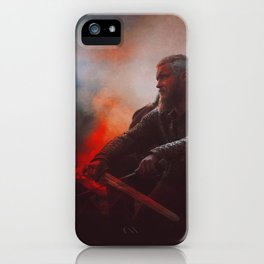 I Am Out Of The Fight iPhone Case