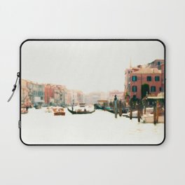 Venice, Italy Surreal Grand Canal Laptop Sleeve