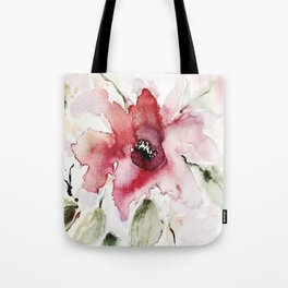 Clematis Tote Bag