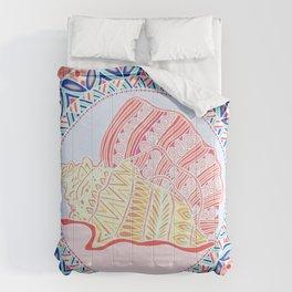 Bermuda Conch Comforters