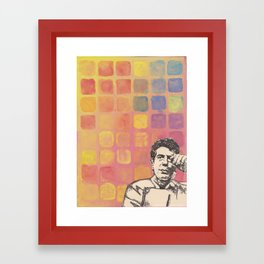 Anthony Framed Art Print