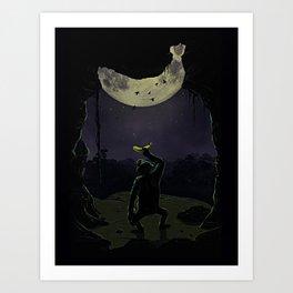 Favorite Spot Art Print