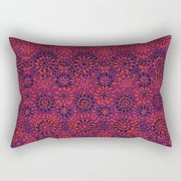 Dhalia - Pink Rectangular Pillow