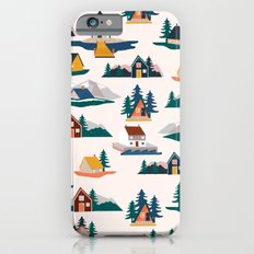 Let's stay here iPhone 6s Slim Case
