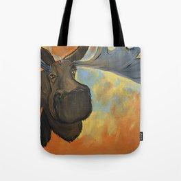 Moosying Along Tote Bag