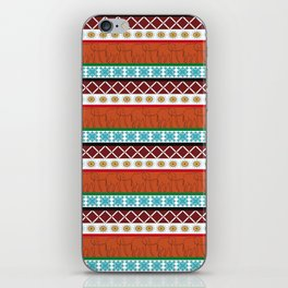 Mayacoa for Rafiki Mwema iPhone Skin