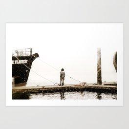 ~Conner~ Art Print