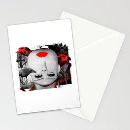 DOOMSDAY has arrived Trash Polka No.59 Digital Collage Stationery Cards